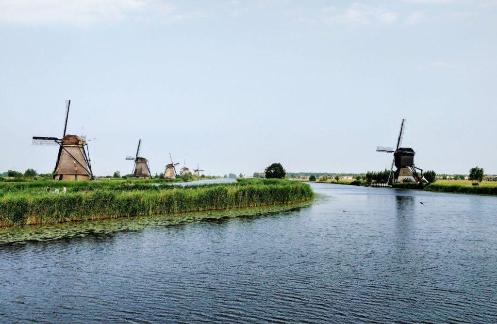 Windmiles Netherlands